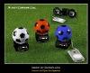 soccer ball loudspeaker