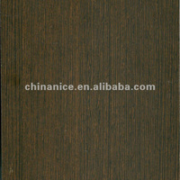 woodgrain HPL Compact for exterior wall application