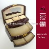 Indian jewelery box, 6 Parts with Mirror TS-JB12708