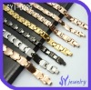 2012 Charming Bracelet Stainless Steel Jewelry
