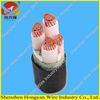 Cu conductor XLPE insulated Steel tape armored PE sheathed power cable