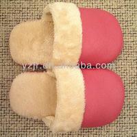 Faux Fur Lamb Slippers