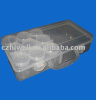 Medica Empty Plastic Box