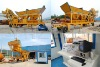 YHZD25 Mobile Concrete Mixing Plant