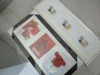 2012 fashionable wooden combination photo frame