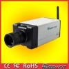 420TVL PAL/NTSC SD card Storage box fixed wireless ip camera