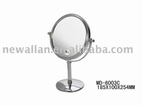 Cosmetic mirror (two sided, magnifying )