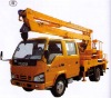 Articulating Common Aerial Working Platform Truck