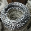heavy duty and high quality galvanized razor barbed wire