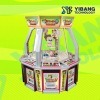 Amusement machine The king of sharks slot game machine,game machine coin pusher hot sale