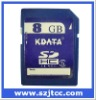 SDHC Card 4GB to 32GB