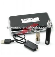 Newest CE4S EGO-V7 Voltage Adjustable For E-cig Kit