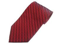 Microfiber Jaquard Necktie with metal thread
