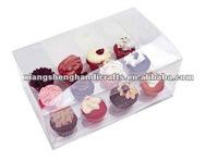 cake clear box