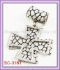 Hard To Find!!!! SC-3161 Scarf Accessory In Cross Pebble Texture Design