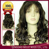 AAAA Top Quality Indian Remy Human Hair Full Lace Wig