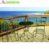 2012 Wrought Iron Powder Coated Bistro Sets