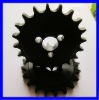Roller chain sprocket with NSK/SKF..Bearing