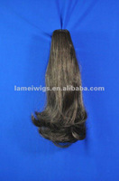 fashion Ponytail/ human hair extension