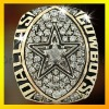 1992 Dallas Cowboys silver 925 championship ring, 3D design ring,Toll free: +1-888-8098680