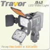 High Brightness and Power LED Video light Travor IS-L5 5 Led Video Camera Light