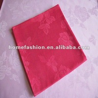 100% cotton jacquard napkin