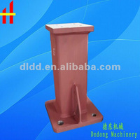 LEG, parts for Pipemill Machine, welding protucts, export to Japan