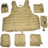 2012 new tactical bullet proof vest or body armor