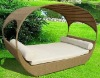Ourdoor Furniture With Canopy American Style Bed