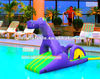 Water park inflatable water slide/2012 New design water game/Hot sale water game