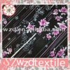 Printing cotton stretch fabric