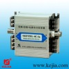 Three-in-one video monitoring SPD: NKP-TEL-4C-3a CCTV Surge Arrester