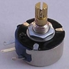 one-turn wire-wound potentiometer