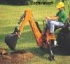 Tractor Backhoe Loader (20~140hp&0.03~0.2cbm)