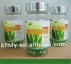 Aloe Vera soft capsules of skincare products