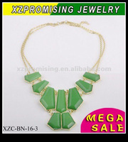 Wholesale bib statement bubble necklace cheap