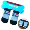 Fashion cotton pet socks