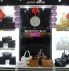 Handbag Shop LED Background Design Display Racks