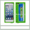 Newest Tape Cassette Silicone Case For iPod touch 5