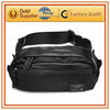 Popular genuine leather tactical waist bag(ISO9001)