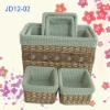 willow storage basket JD12-02