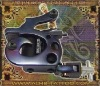 Pretty Handmade Iron TATTOO MACHINE GUN HB-WGG090I