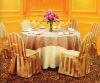 P/C jacquard table cloth