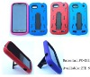 Robot kick with stand PC+Silicone case for ZTE N861 Armor