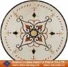 Tile round mosaic medallion