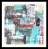 2012 famous art paintings of abstract hotel oil painting