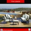 2013 Trends !!!!5pcs. Pacific Breeze Aluminum Sofa Set SE0001