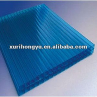 Triple-wall Polycarbonate Sheet,Multi-wall pc sheet