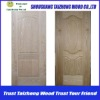 4.5mm Natural Veneer Molded Door Skin