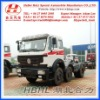 north benz 6x2 tractor truck head 310hp